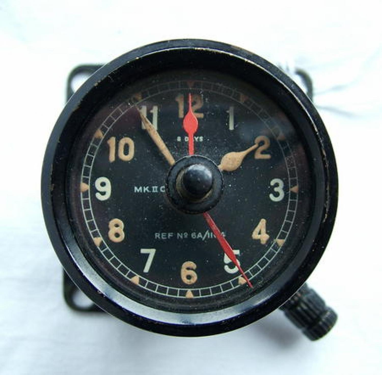 RAF / Air Ministry MK.IIC Cockpit Clock