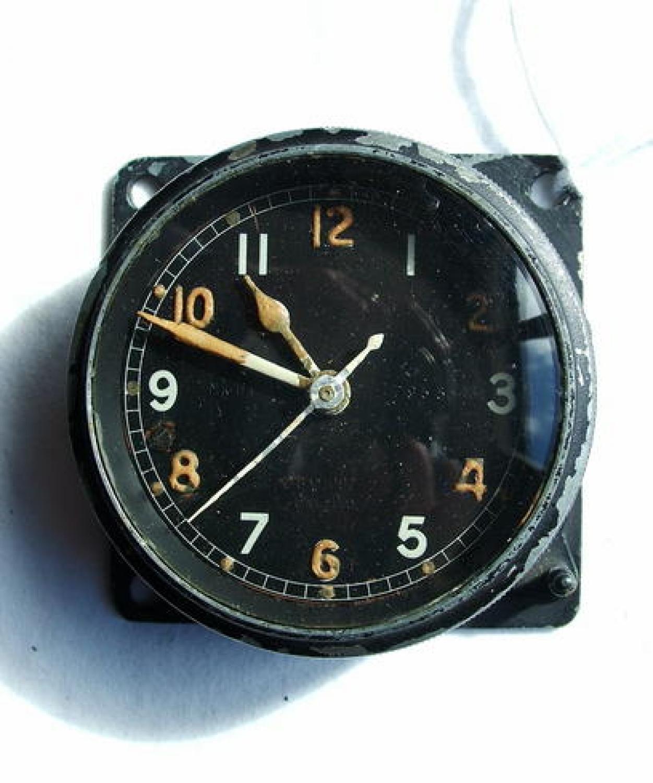 R.A.F. / Air Ministry MK.IIA Cockpit Clock