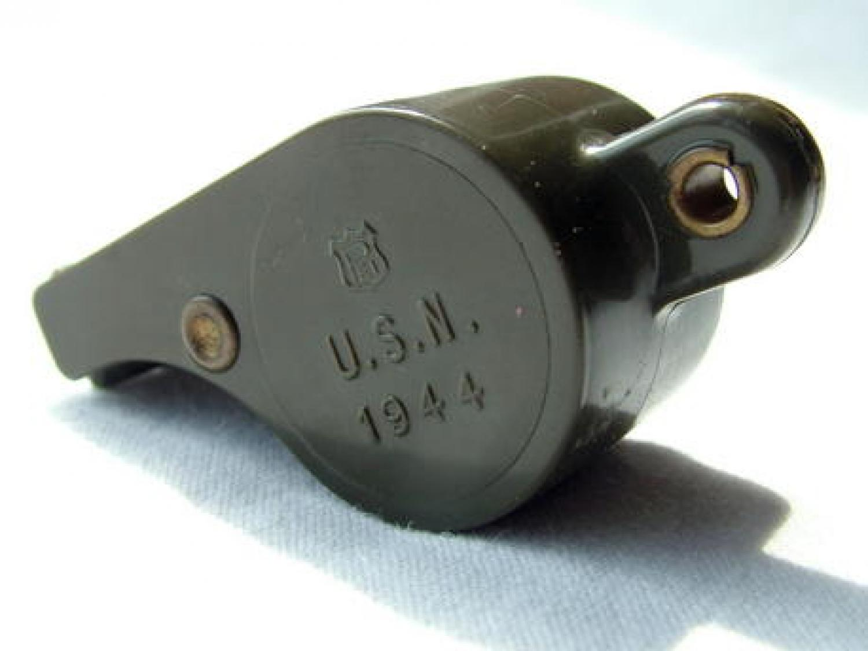 U.S.N. Emergency / Ditching Whistle