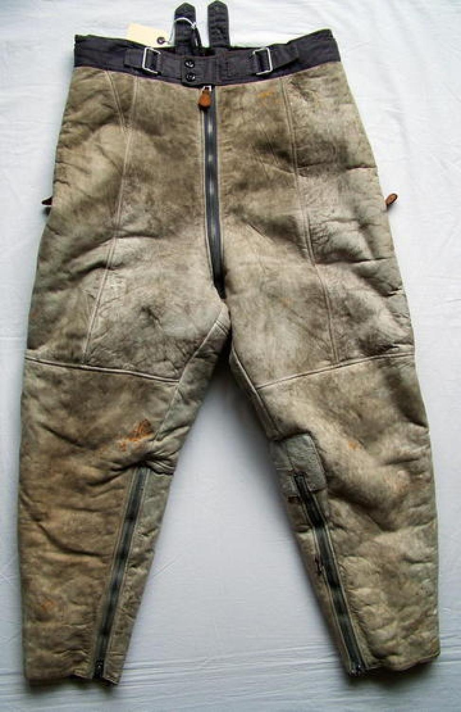 Luftwaffe 2-Piece Winter Flying Trousers