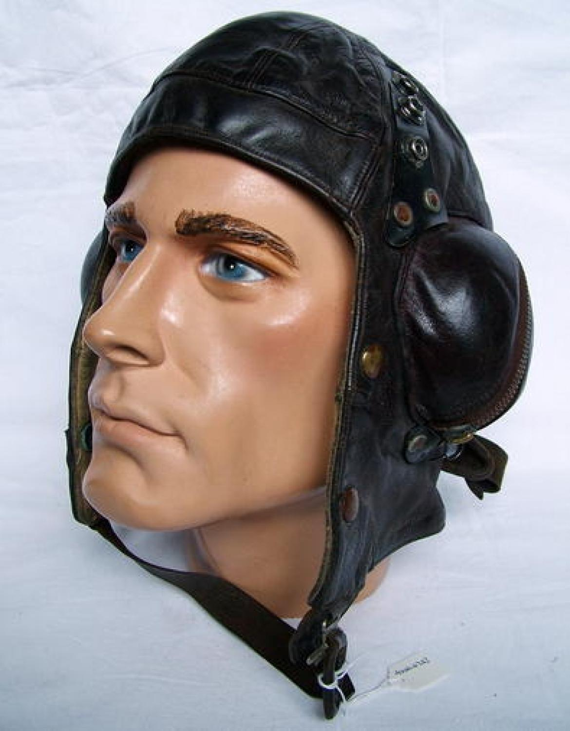 RAF B-type Flying Helmet (With Modifiers)