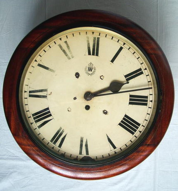 RAF Station, Type 1 White Dial Clock, 1939