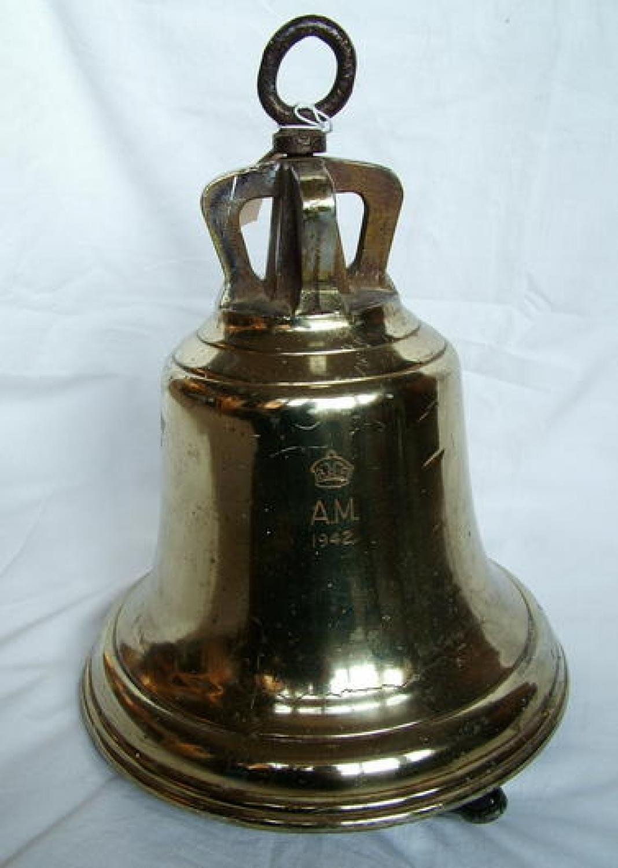 Air Ministry 'Scramble' Bell