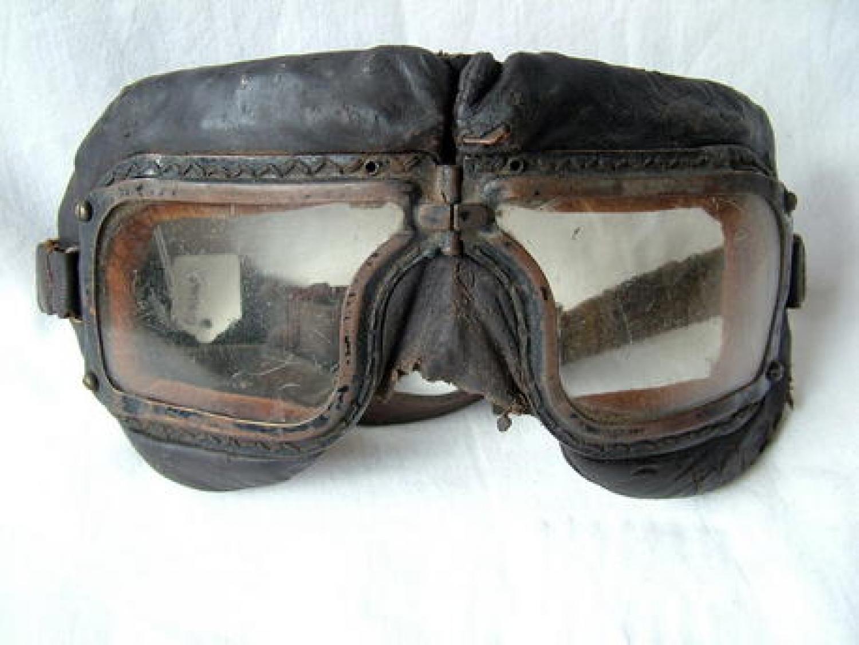 R.C.A.F. / R.A.F. MK.III Flying Goggles