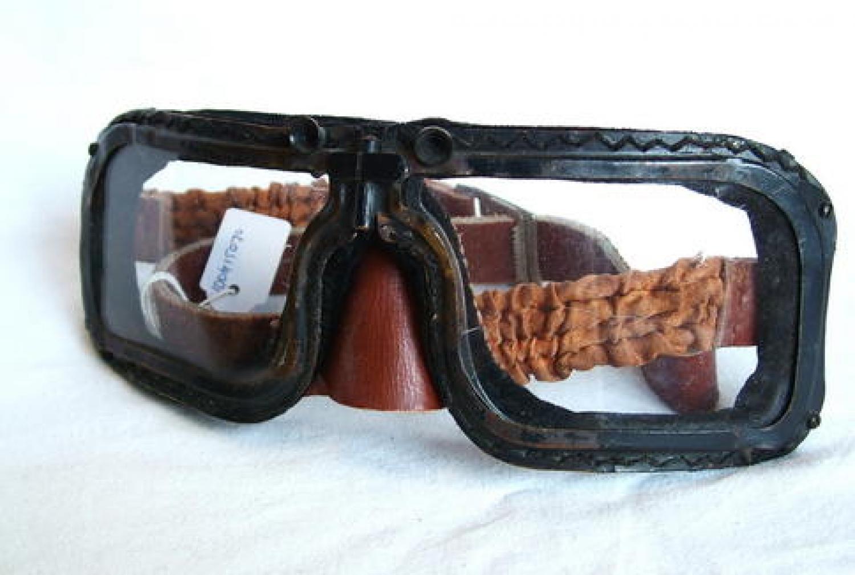 R.A.A.F. MK.IIIA Flying Goggles