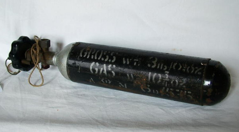 RAF K-Type Dinghy CO2 Cylinder