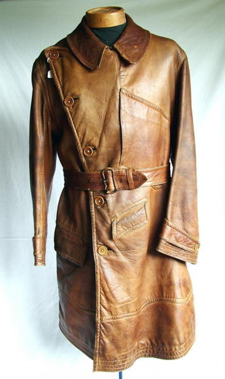 Ww1 Flight Jacket