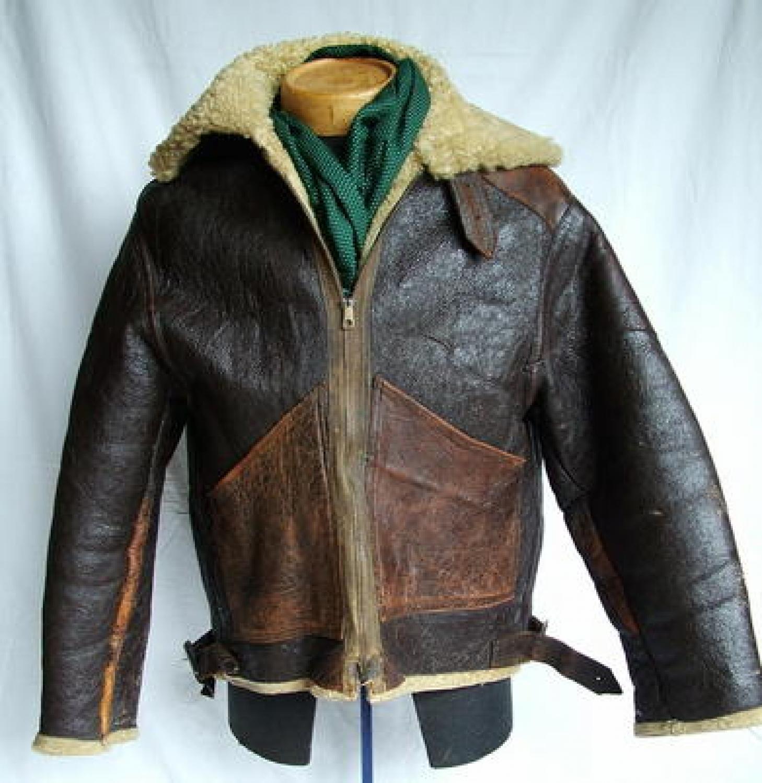 USAAF D-1 Shearling Jacket