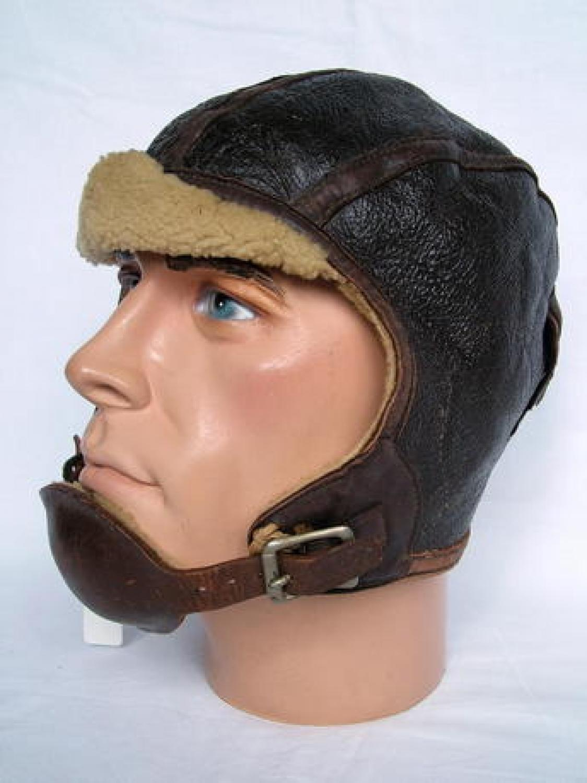 USN 1092W Winter Flying Helmet
