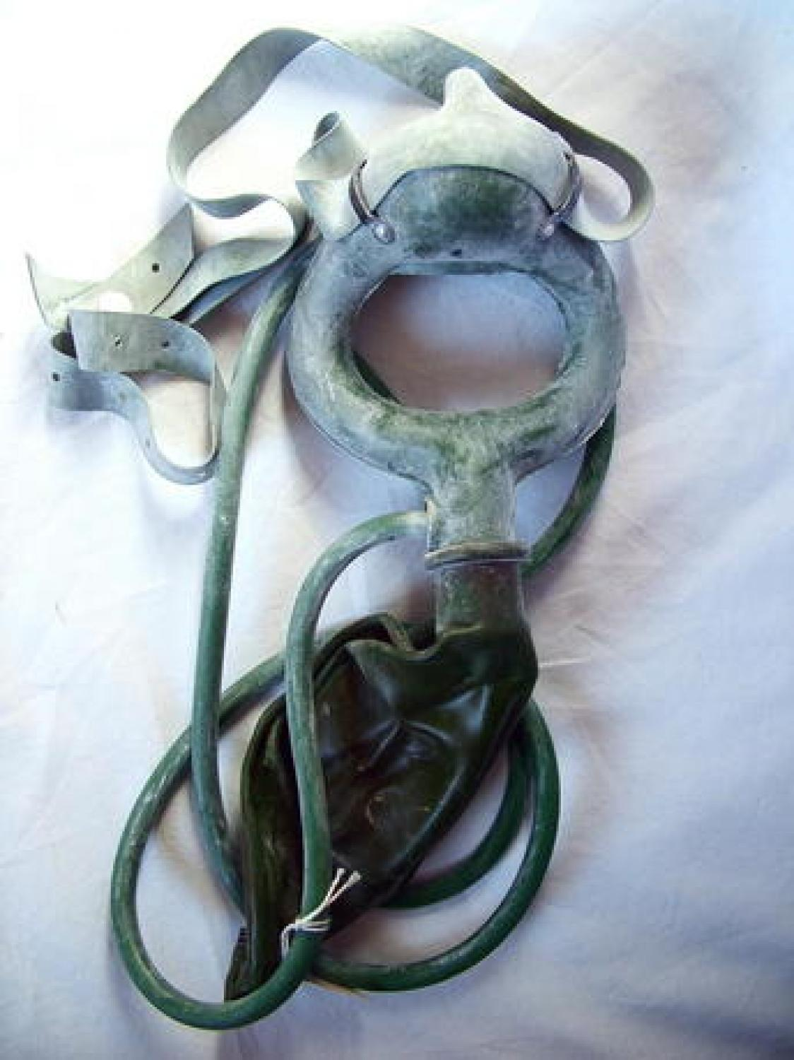 USAAF A-7 Oxygen Mask (Commercial)