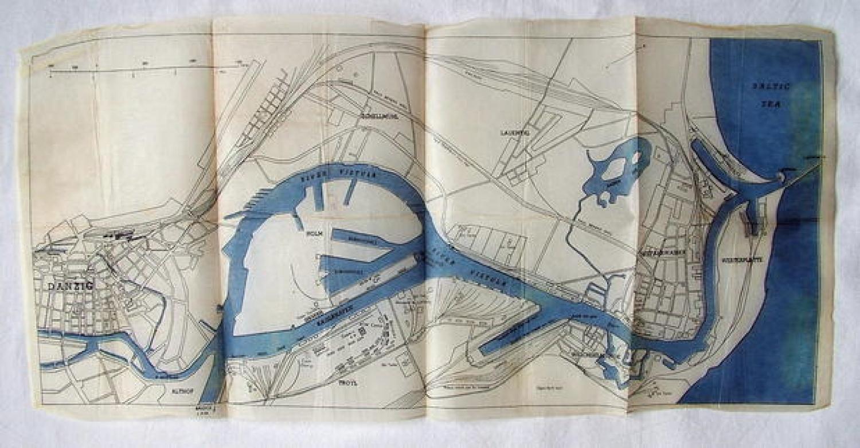 Rare Air Ministry Escape Map - Danzig Docks