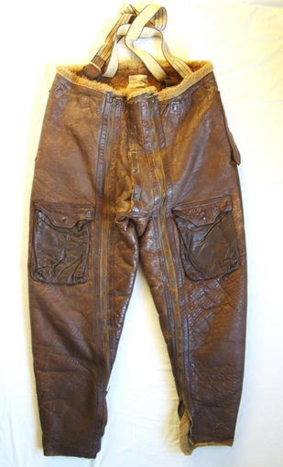 RAF Irvin Flying Trousers