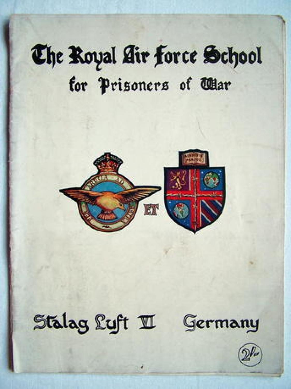 The RAF School for POWs, Stalag Luft V