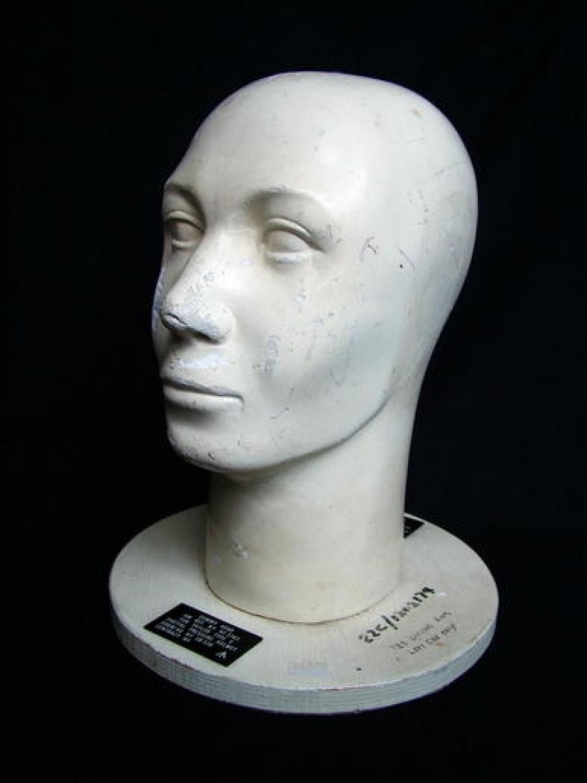RAF Partial Pressure Helmet Test Head