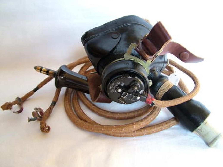 RAF E-type Oxygen Mask
