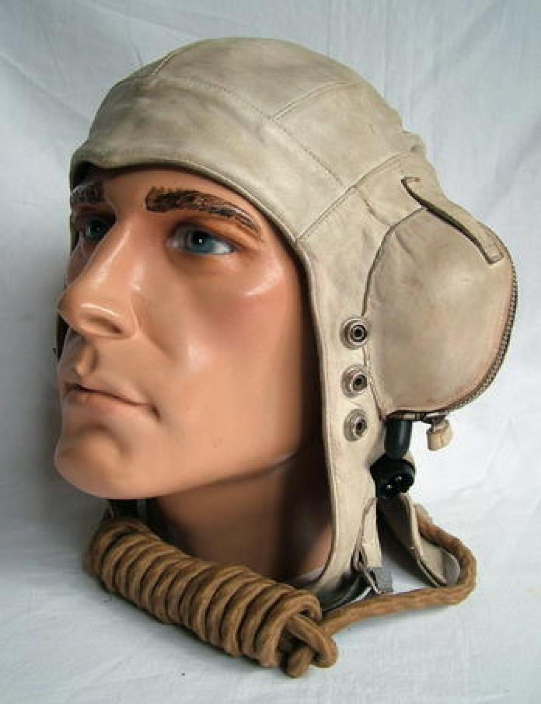 RAF/FAA C-Type Immersion Suit Flying Helmet
