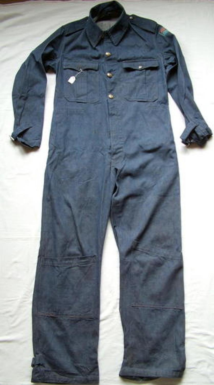 Civil Air Guard Flying Suit/Uniform