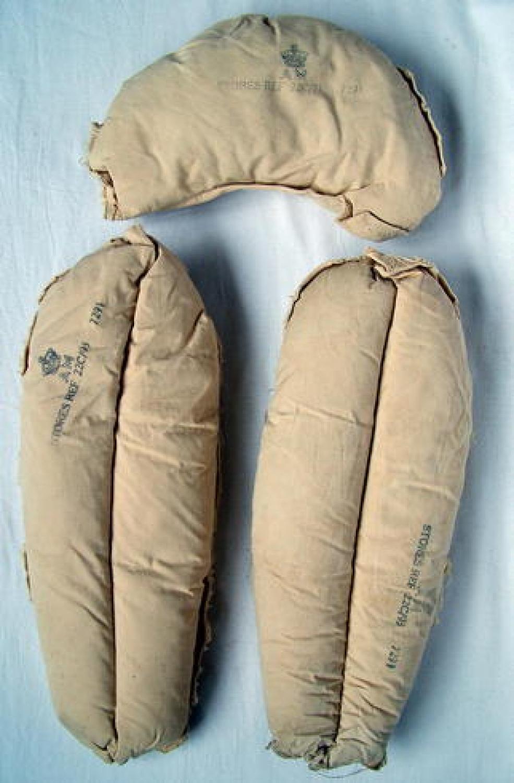 RAF 1941 Pattern Mae West Kapok Pads