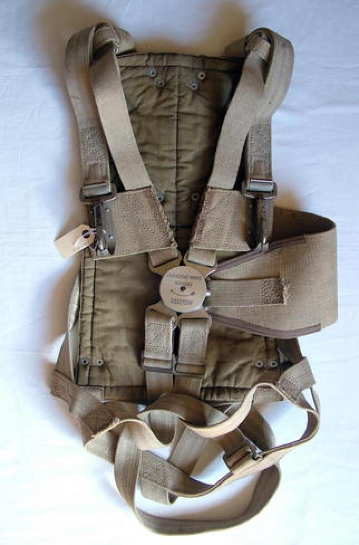 Luftwaffe Chest Type Parachute Harness