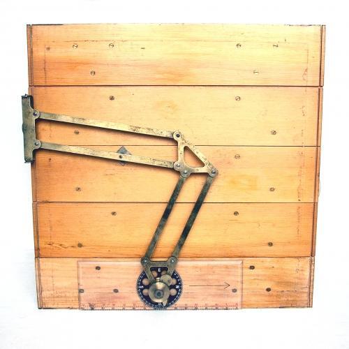 RAF Navigator Chartboard c.1940, Boxed