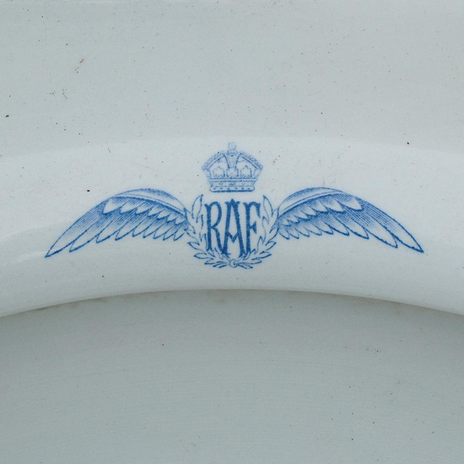 RAF Officers Campaign Sink