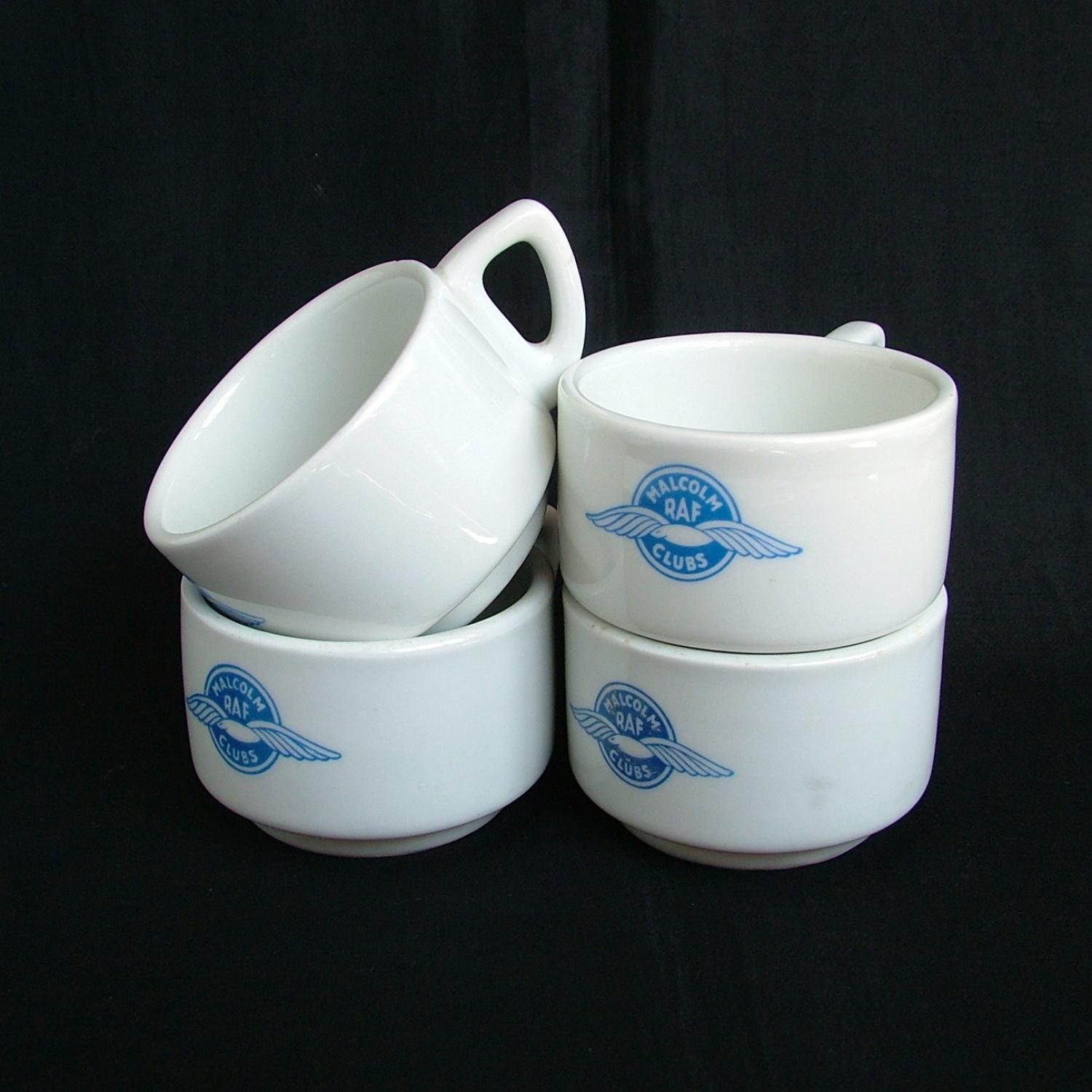 RAF Malcolm Clubs Coffee/Tea Cups