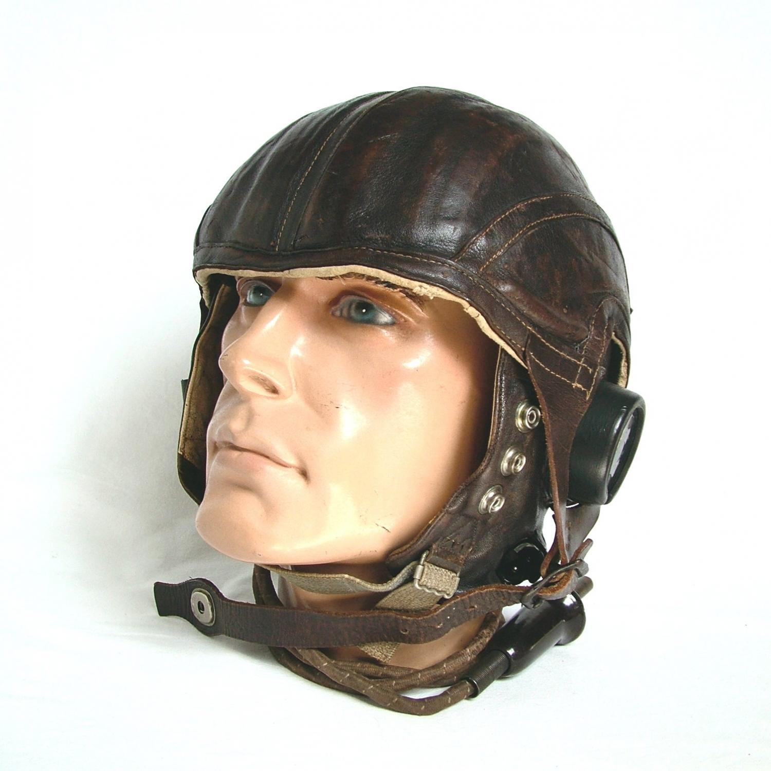 RAF / USAAF 'Grow' Anti-Flak Helmet