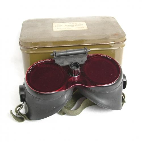 USAAF Goggle, Variable Density, Cased