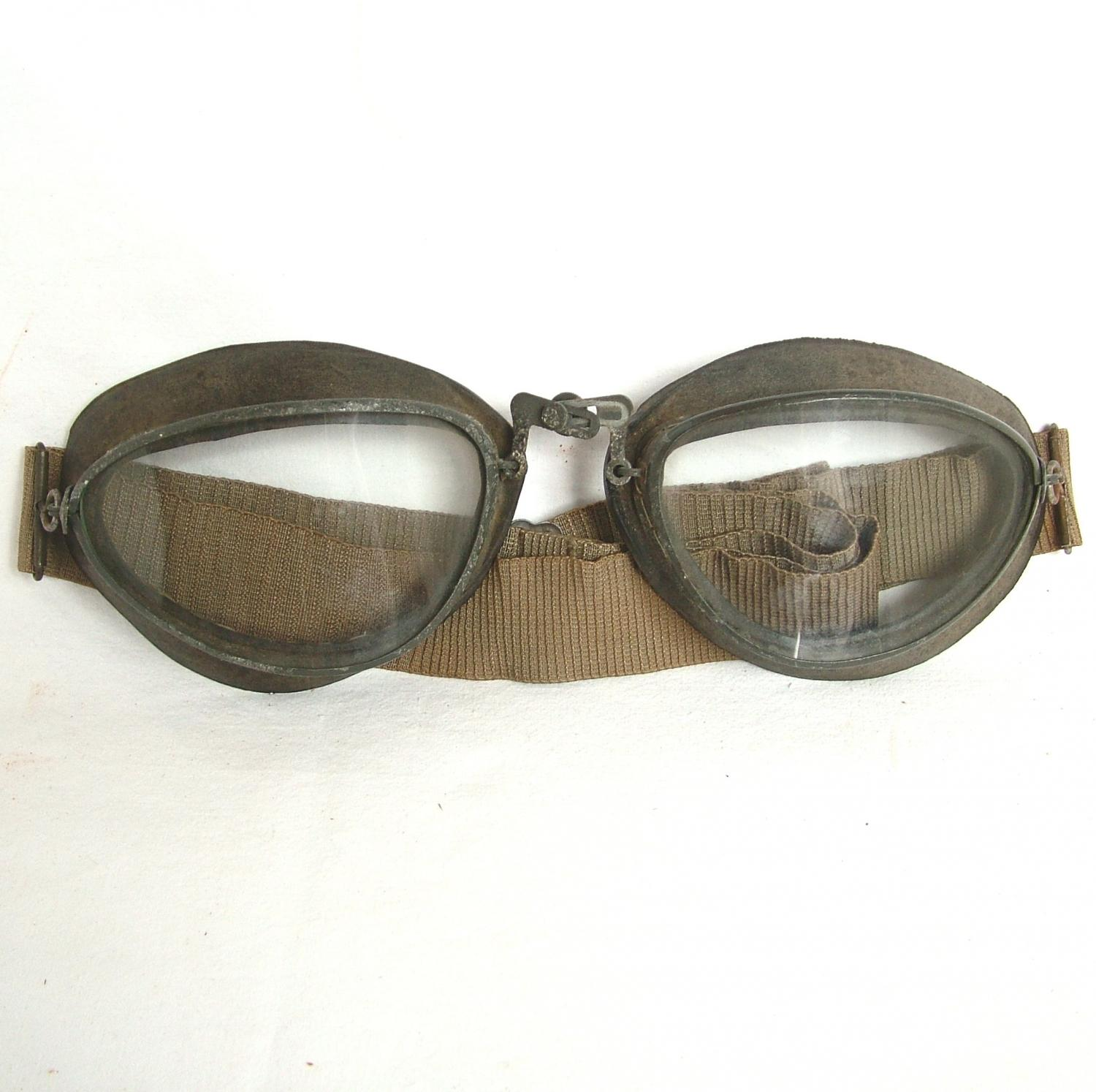 Luftwaffe Model '306' Flying Goggles
