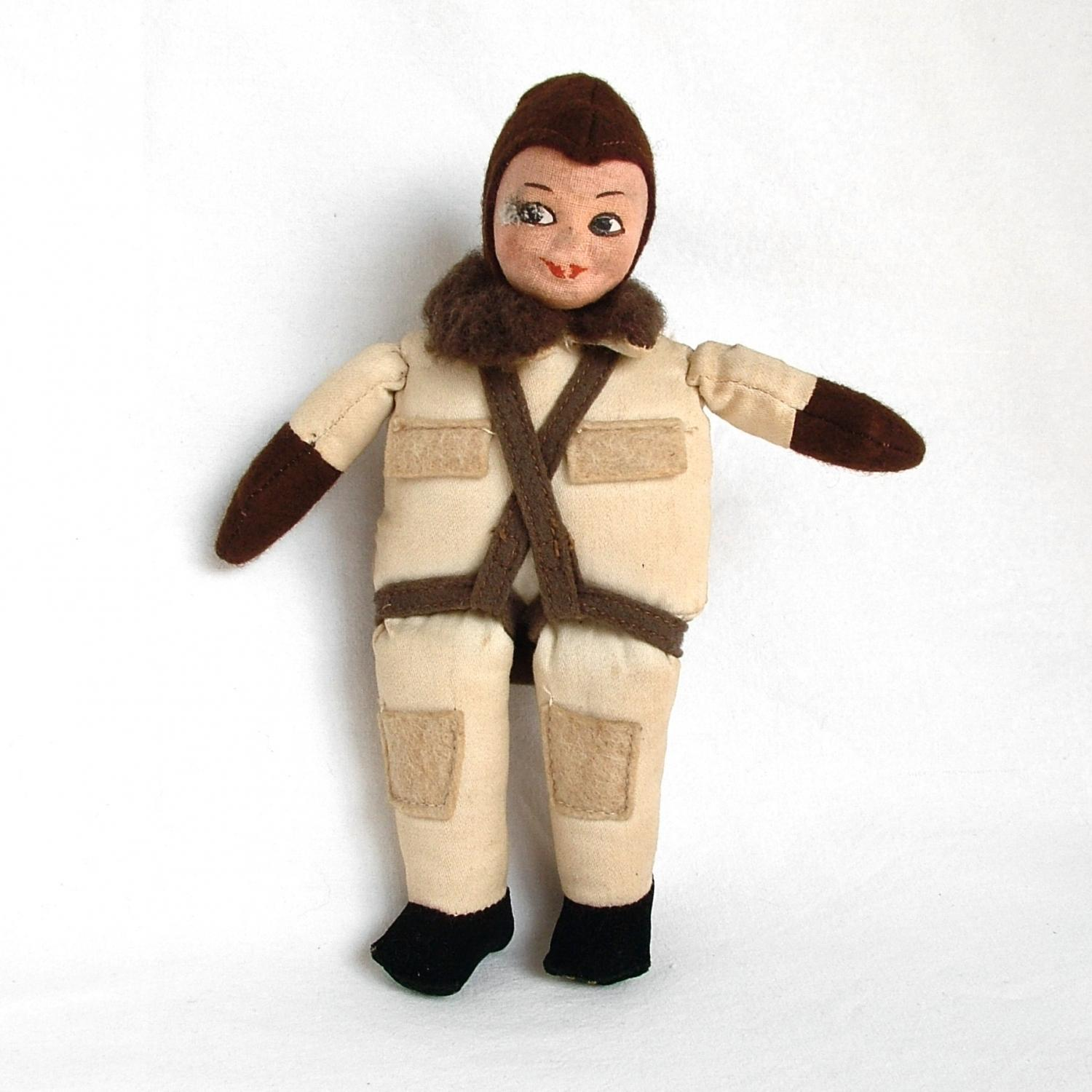 RAF Comforts Committee Doll