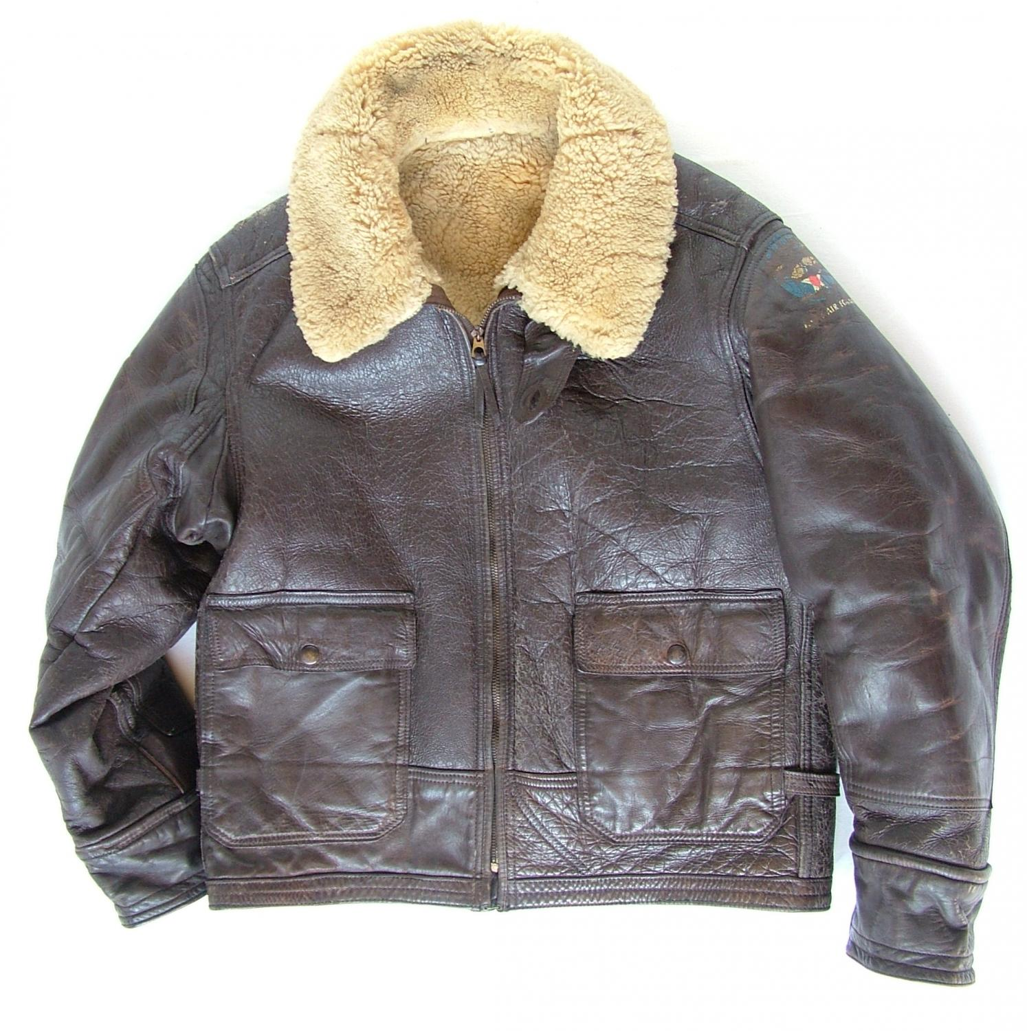 USAAF AN-J-4 Flying Jacket