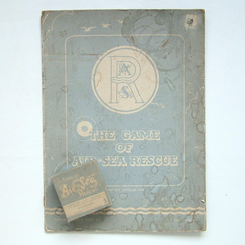 WW2 Air-Sea Rescue Game