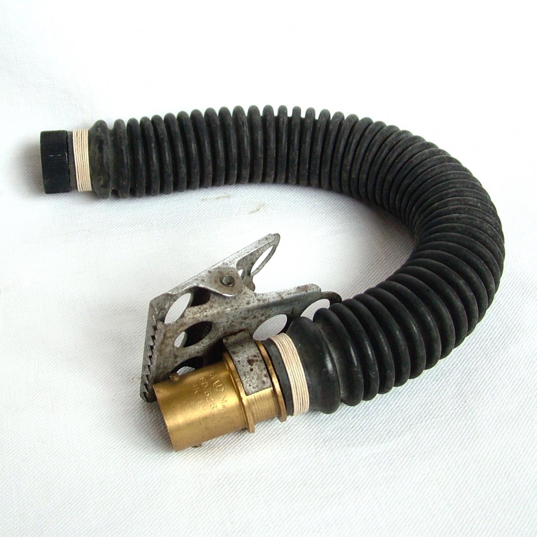 RAF Oxygen Mask Tube/Connectors