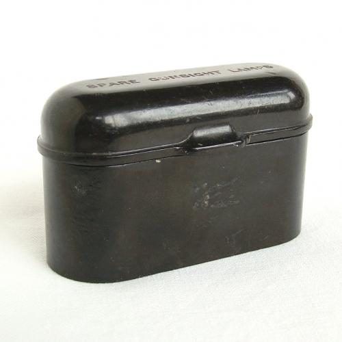 RAF Gunsight Lamp Box