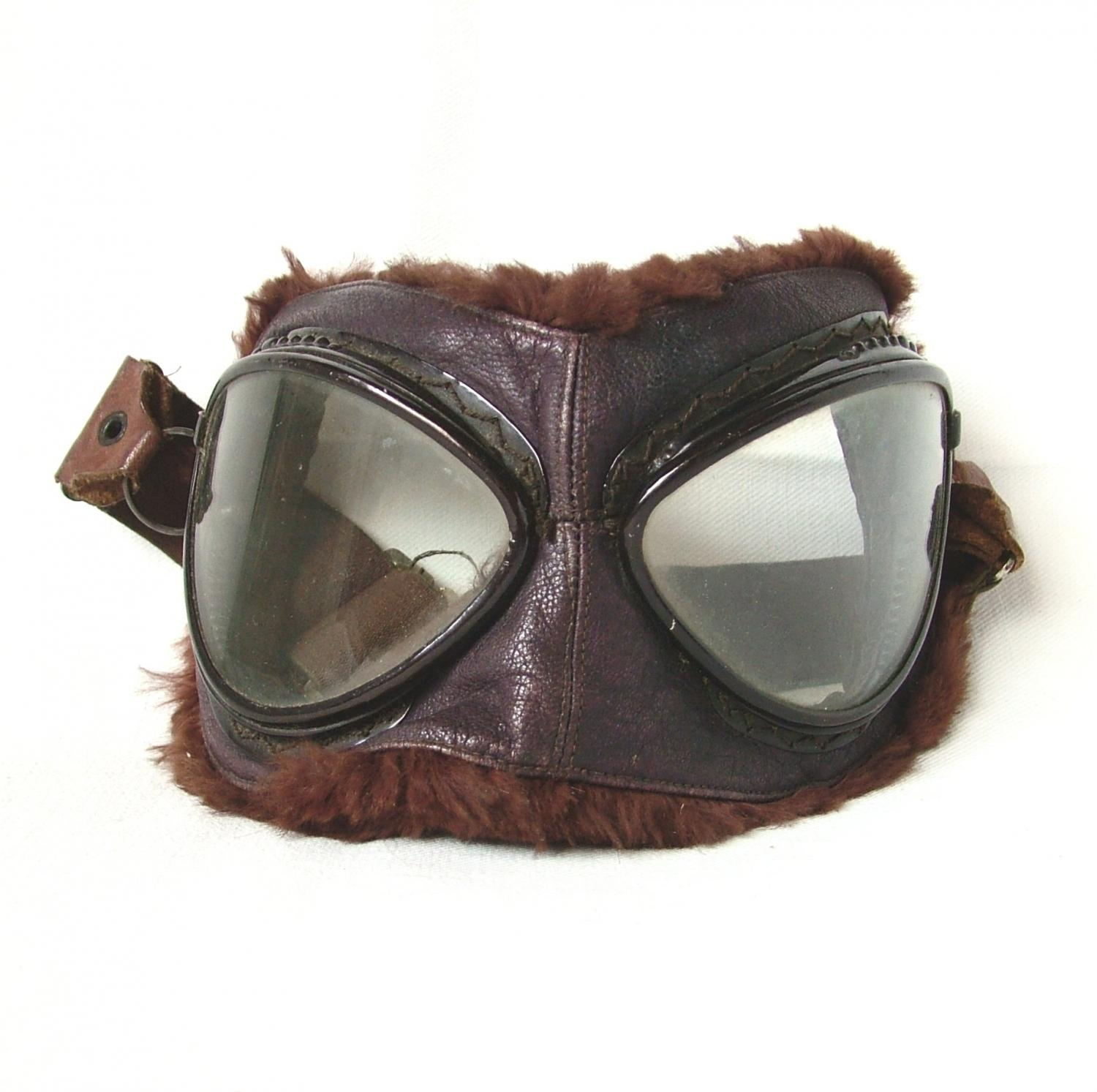 Imperial Japanese Navy Goggle Mask