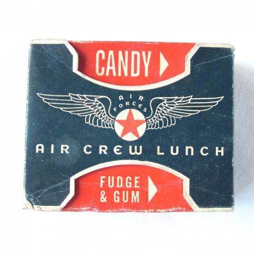 USAAF Aircrew Lunch Box