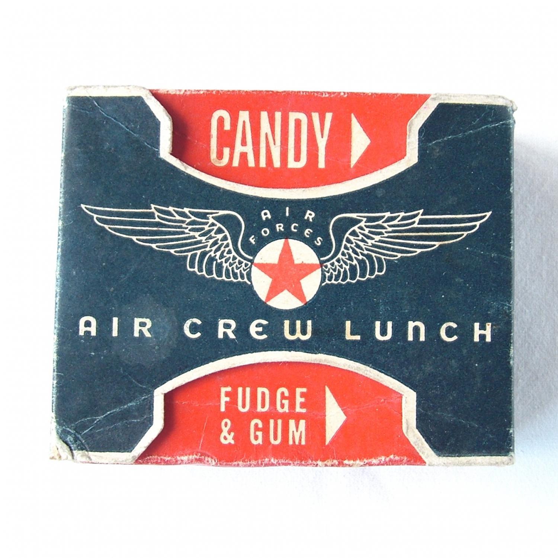 USAAF Aircrew Lunch Box