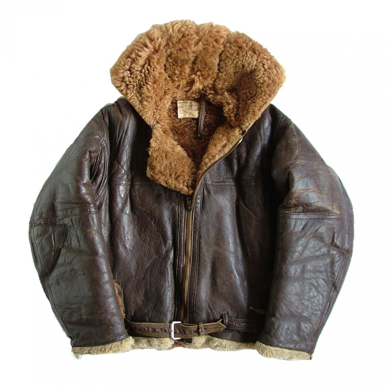 Leather Flight Jackets