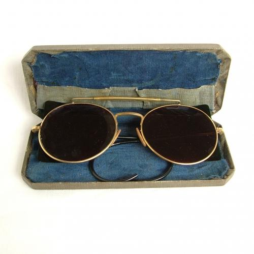 RAF Flying Spectacles, MK.X, Cased