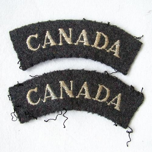 RAF Canadian Nationality Titles