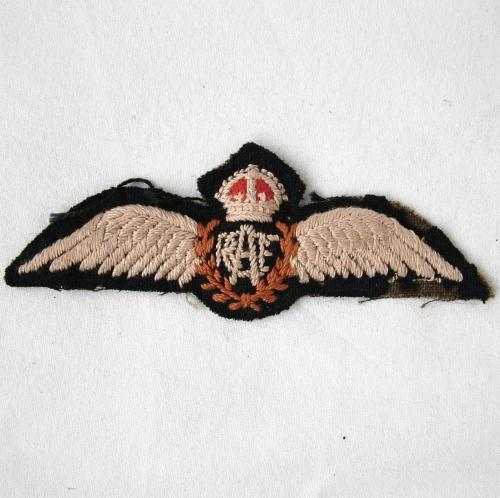RCAF Pilot Wing