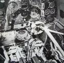Press Photo - Spitfire Cockpit - picture 2