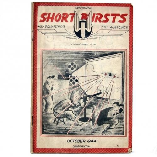 USAAF 8thAAF Magazine, October 1944