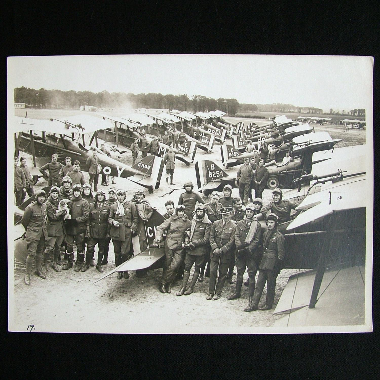 RFC Press Photo - Western Front