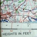 RAF Flight Map - North Sea - picture 3