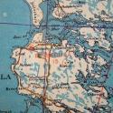 RAF Flight Map - Scotland, W. Highlands - picture 3