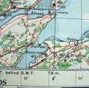 RAF Flight Map - North Scotland - picture 4