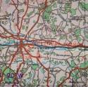 RAF Flight Map - England, South - picture 4