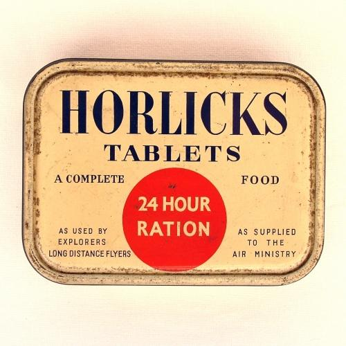 Horlicks Tablets 24 Hour Ration - Full
