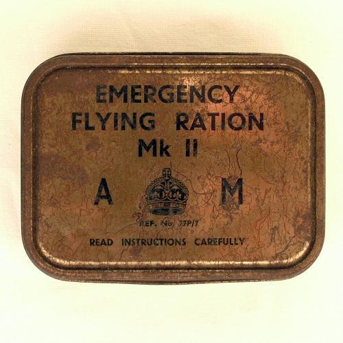 RAF Emergency Flying Ration. MK.II